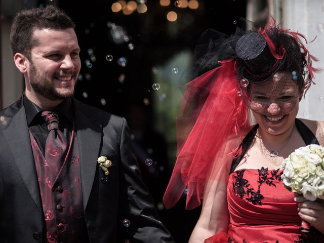 Le mariage de Florian et Stéphanie à Chambéry, Savoie 11