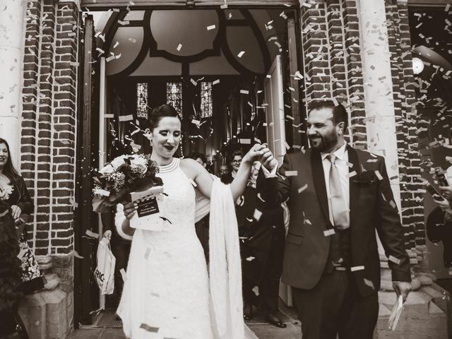 Le mariage de Florian et Sophie à Roubaix, Nord 17