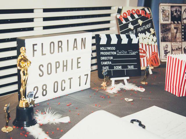 Le mariage de Florian et Sophie à Roubaix, Nord 24