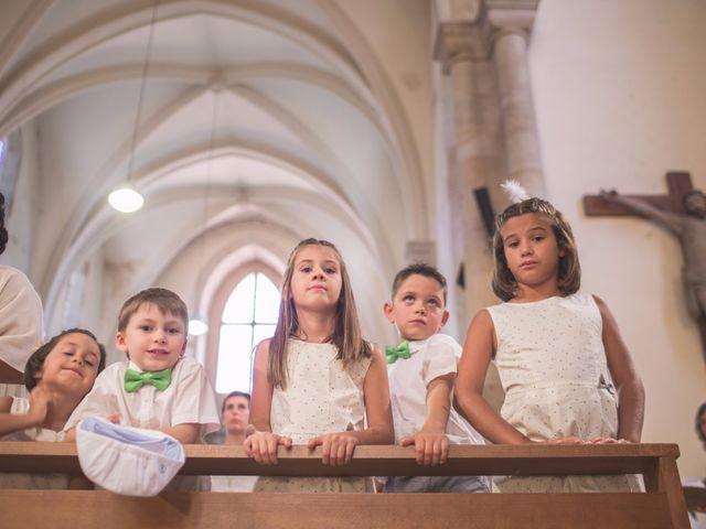Le mariage de Romain et Morgane à Laguepie, Tarn-et-Garonne 13