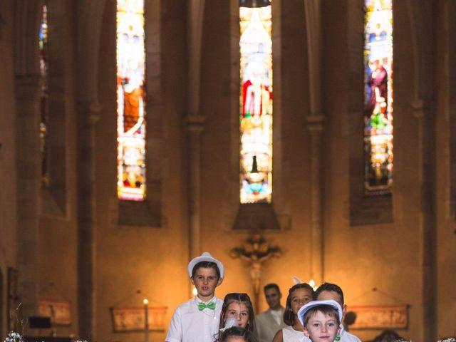Le mariage de Romain et Morgane à Laguepie, Tarn-et-Garonne 18
