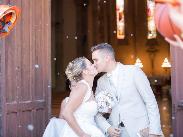 Le mariage de Romain et Morgane à Laguepie, Tarn-et-Garonne 19