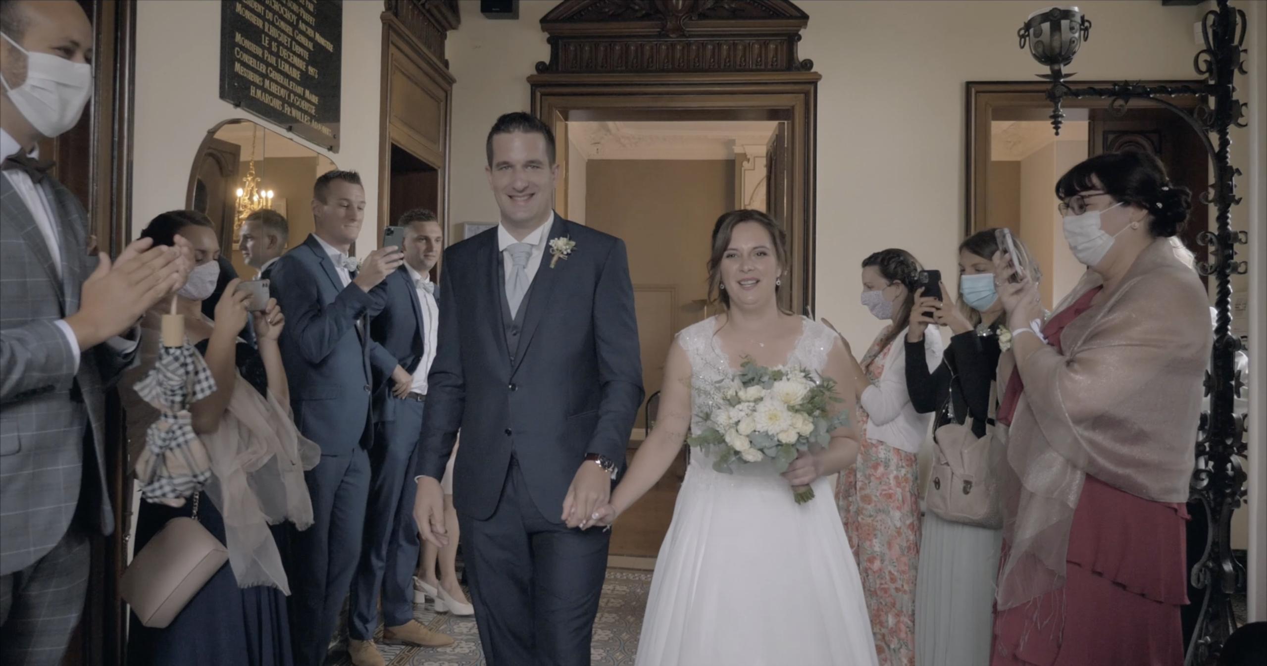 Le mariage de Adrien et Mélodie à Saint-Omer, Pas-de-Calais