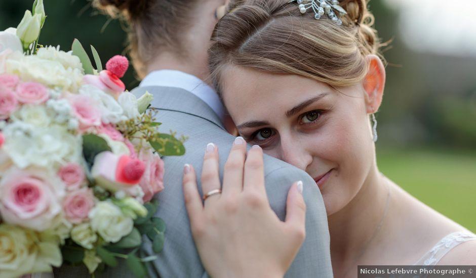 Le mariage de Jérémy et Marion à Barentin, Seine-Maritime