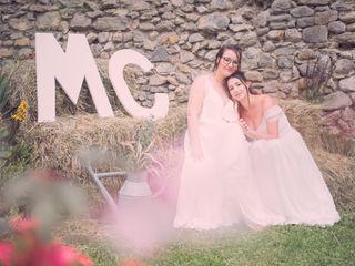 Le mariage de Mathilde et Caroline