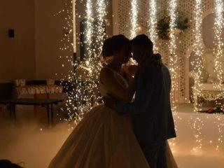 Le mariage de Sarah  et Nasserdine
