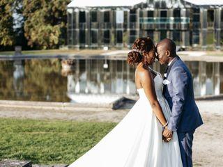 Le mariage de Tatiana Josepha et Déo-Gratias