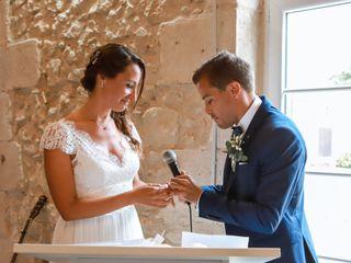 Le mariage de Camille et Anthony