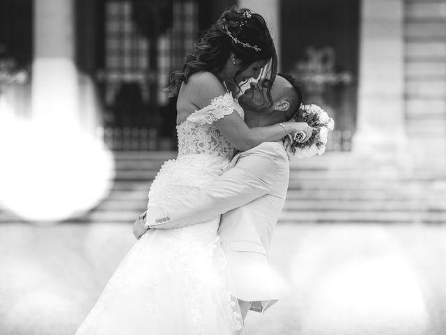 Le mariage de Helder et Sandy à Champs-Sur-Marne, Seine-et-Marne 2