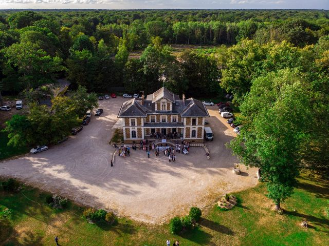 Le mariage de Helder et Sandy à Champs-Sur-Marne, Seine-et-Marne 7