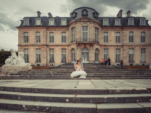 Le mariage de Helder et Sandy à Champs-Sur-Marne, Seine-et-Marne 9