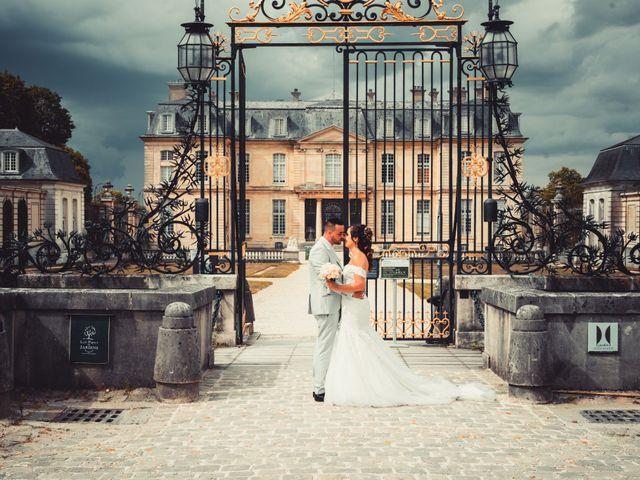 Le mariage de Helder et Sandy à Champs-Sur-Marne, Seine-et-Marne 11