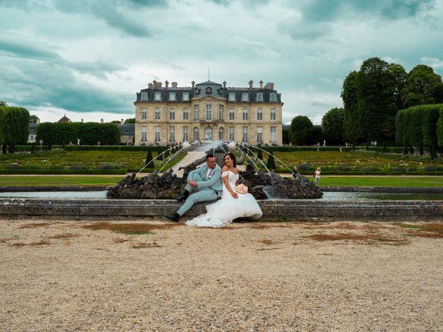 Le mariage de Helder et Sandy à Champs-Sur-Marne, Seine-et-Marne 13