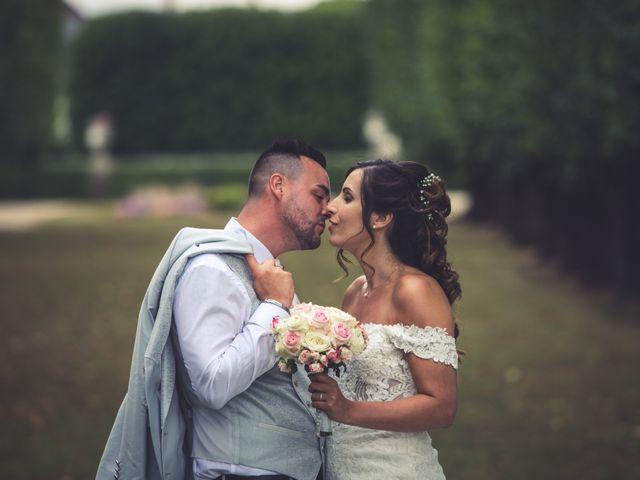 Le mariage de Helder et Sandy à Champs-Sur-Marne, Seine-et-Marne 14