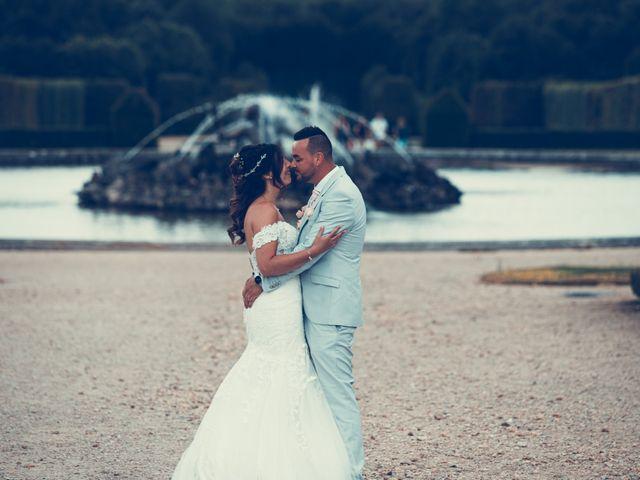 Le mariage de Helder et Sandy à Champs-Sur-Marne, Seine-et-Marne 22