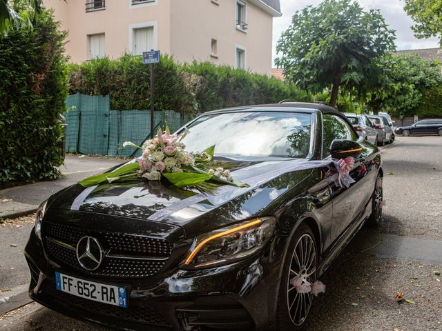 Le mariage de Helder et Sandy à Champs-Sur-Marne, Seine-et-Marne 33