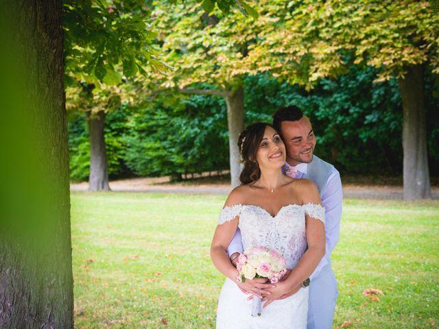 Le mariage de Helder et Sandy à Champs-Sur-Marne, Seine-et-Marne 45