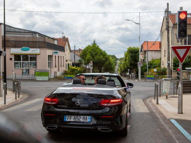 Le mariage de Helder et Sandy à Champs-Sur-Marne, Seine-et-Marne 59