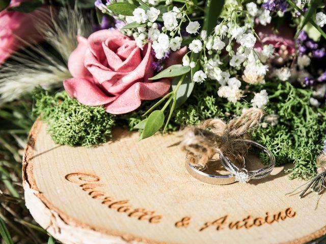 Le mariage de Antoine et Charlotte à Merey, Eure 1