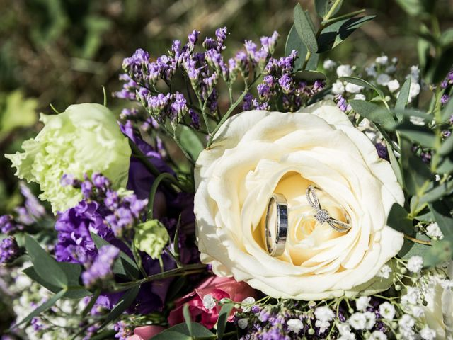 Le mariage de Antoine et Charlotte à Merey, Eure 4