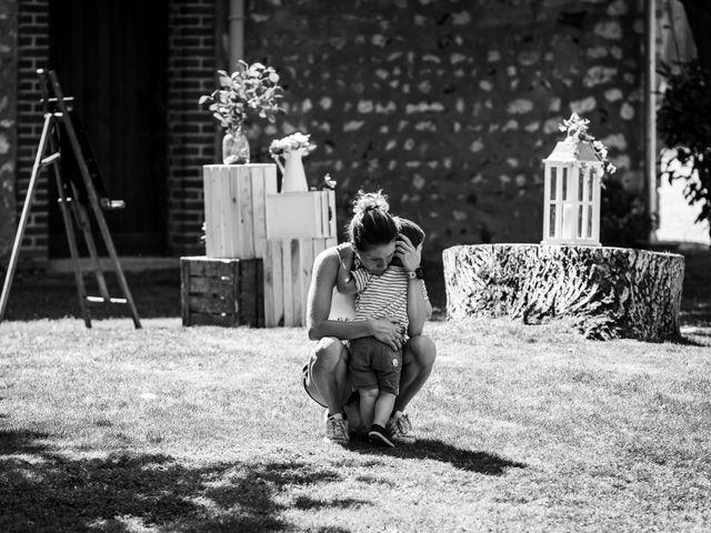 Le mariage de Antoine et Charlotte à Merey, Eure 28