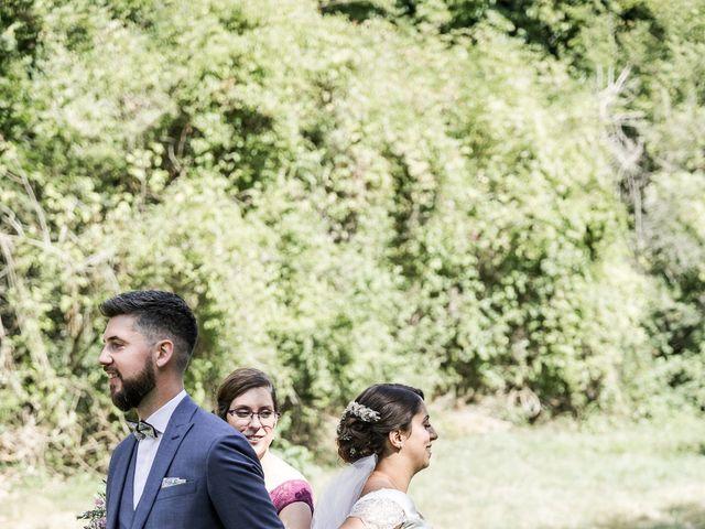 Le mariage de Antoine et Charlotte à Merey, Eure 86