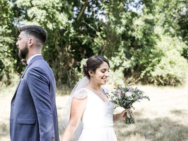 Le mariage de Antoine et Charlotte à Merey, Eure 87
