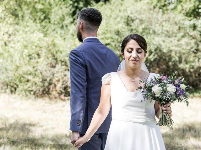 Le mariage de Antoine et Charlotte à Merey, Eure 88