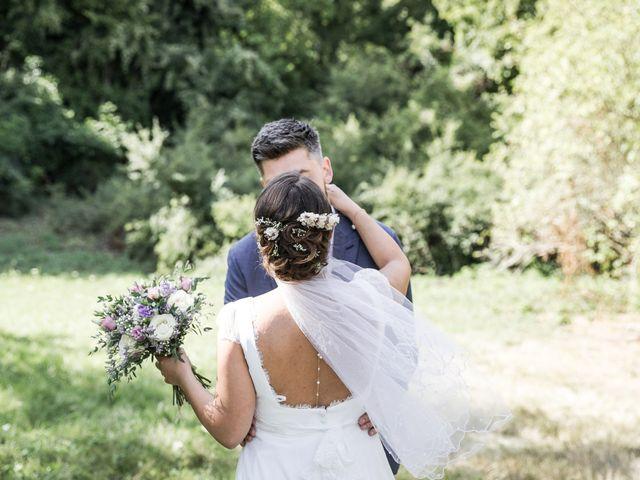 Le mariage de Antoine et Charlotte à Merey, Eure 91