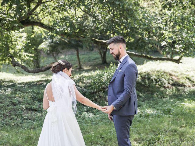 Le mariage de Antoine et Charlotte à Merey, Eure 92