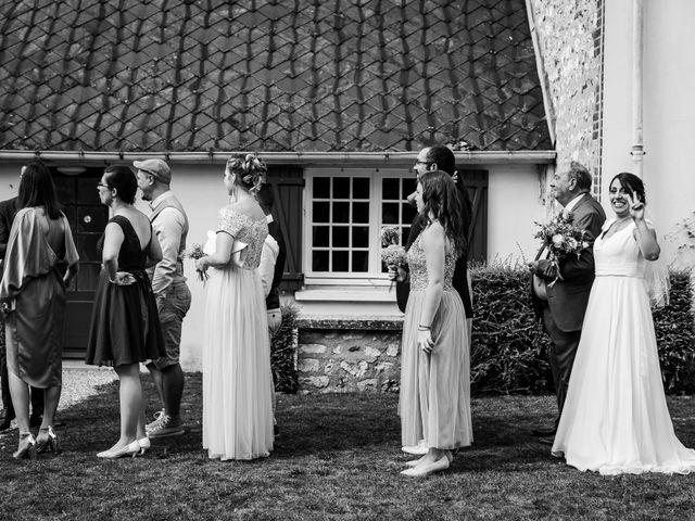 Le mariage de Antoine et Charlotte à Merey, Eure 102