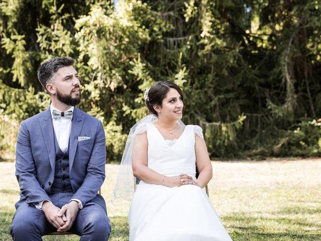 Le mariage de Antoine et Charlotte à Merey, Eure 106