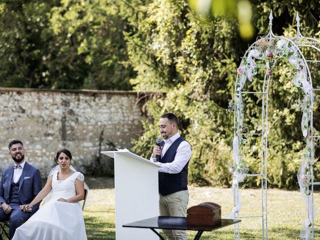 Le mariage de Antoine et Charlotte à Merey, Eure 107