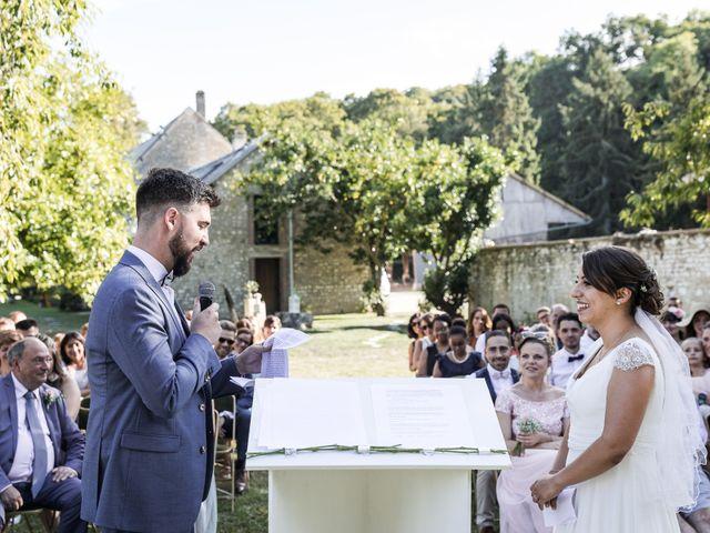 Le mariage de Antoine et Charlotte à Merey, Eure 122