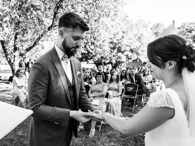 Le mariage de Antoine et Charlotte à Merey, Eure 131