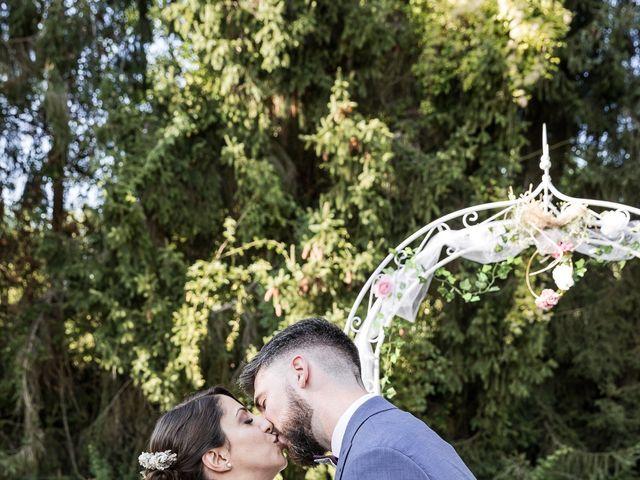 Le mariage de Antoine et Charlotte à Merey, Eure 135