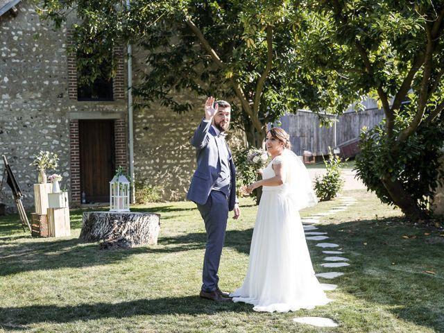 Le mariage de Antoine et Charlotte à Merey, Eure 139