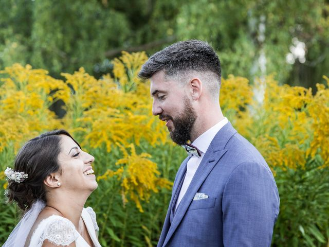 Le mariage de Antoine et Charlotte à Merey, Eure 178
