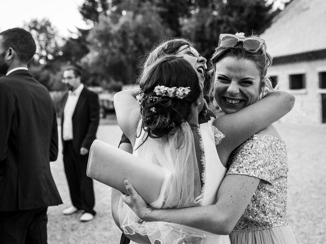Le mariage de Antoine et Charlotte à Merey, Eure 187