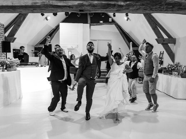 Le mariage de Antoine et Charlotte à Merey, Eure 197
