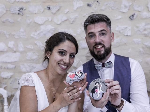 Le mariage de Antoine et Charlotte à Merey, Eure 201