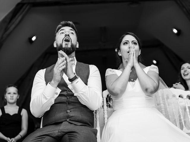 Le mariage de Antoine et Charlotte à Merey, Eure 204