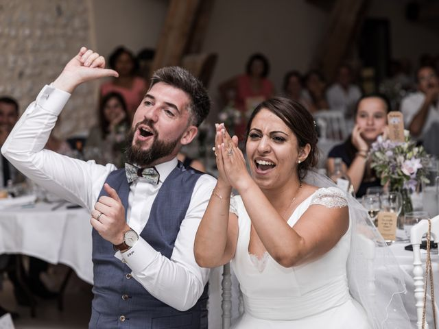 Le mariage de Antoine et Charlotte à Merey, Eure 205