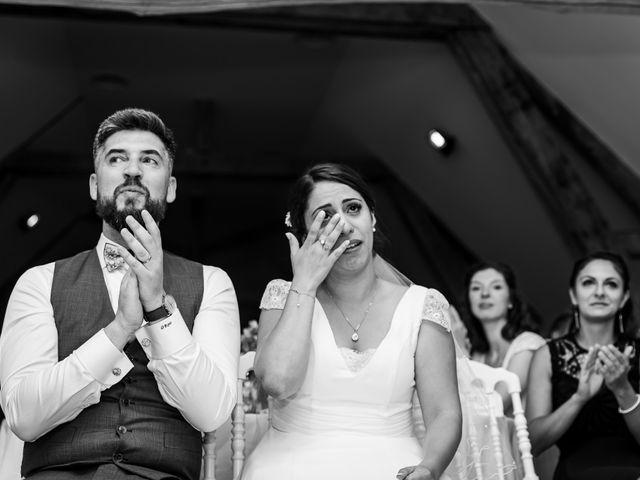 Le mariage de Antoine et Charlotte à Merey, Eure 206