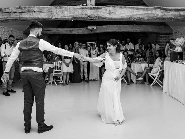 Le mariage de Antoine et Charlotte à Merey, Eure 231