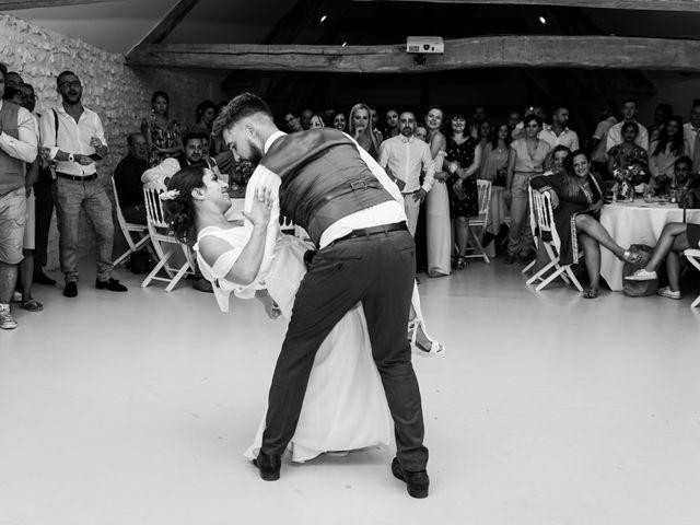 Le mariage de Antoine et Charlotte à Merey, Eure 234