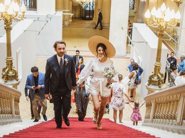 Le mariage de Sophie et Guillaume