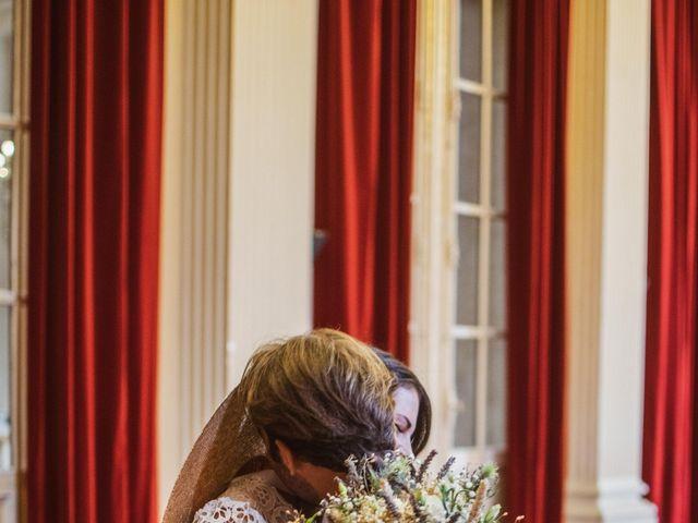Le mariage de Guillaume et Sophie à Paris, Paris 20