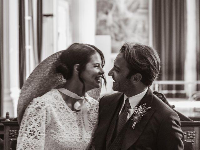 Le mariage de Guillaume et Sophie à Paris, Paris 21