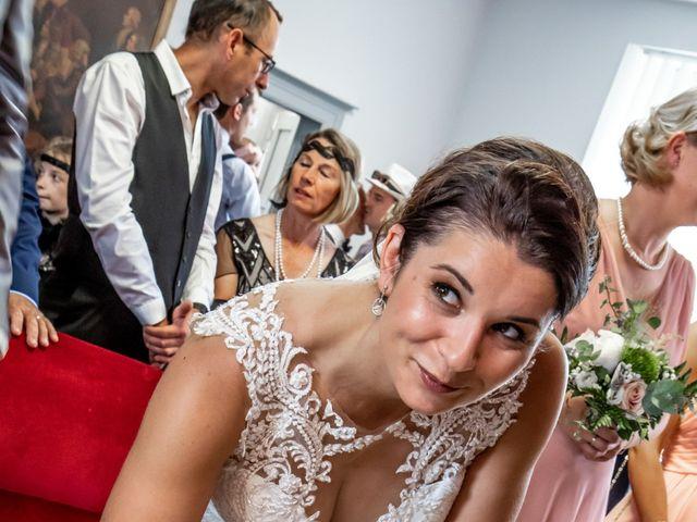 Le mariage de Aurélien et Aurélie à Bayel, Aube 15